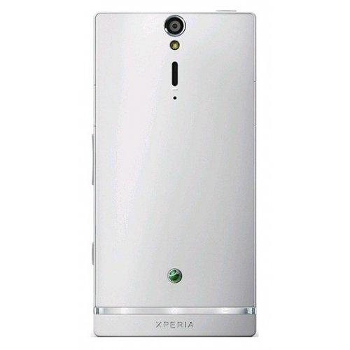 Фото Смартфон Sony Xperia S LT26i White