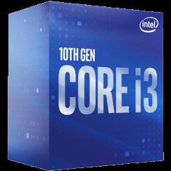 Intel Core i3-10100F 3.6(4.3)GHz 6MB s1200 Box (BX8070110100F)