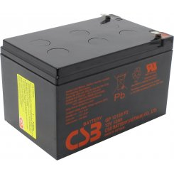Фото Аккумуляторная батарея CSB GP12120 (12 В, 12Ач)