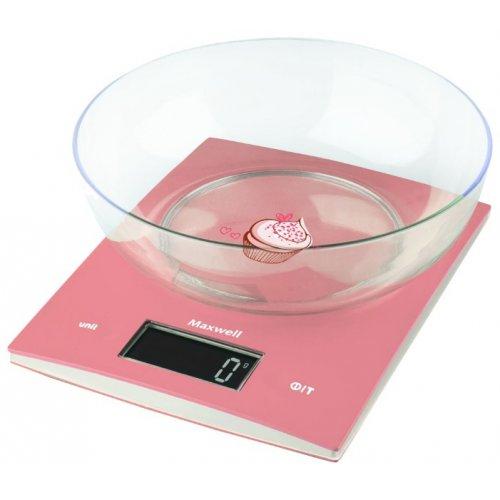 Фото Кухонные весы Maxwell MW-1459 PK