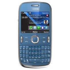 Фото Мобильный телефон Nokia Asha 302 Midnight Blue