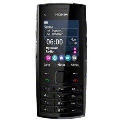 Фото Мобильный телефон Nokia X2-02 Ocean Blue