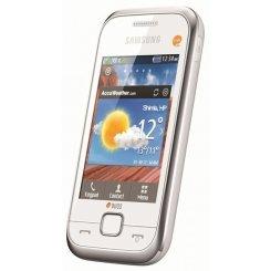 Фото Мобильный телефон Samsung C3312 Champ Deluxe Pure White