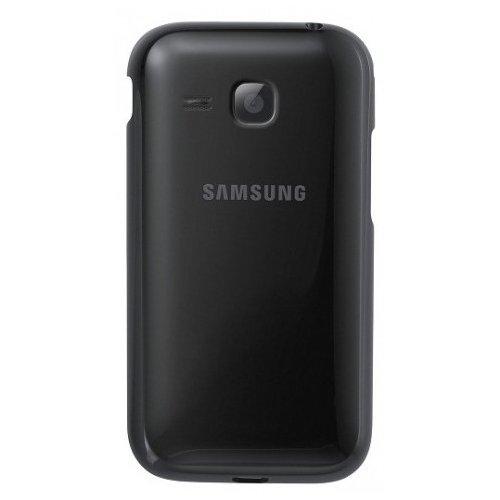 Фото Мобильный телефон Samsung C3312 Champ Deluxe Soft Black