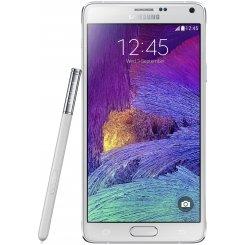 Фото Смартфон Samsung Galaxy Note 4 N910H White