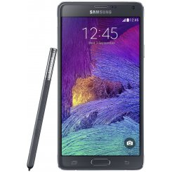Фото Смартфон Samsung Galaxy Note 4 N910H Black
