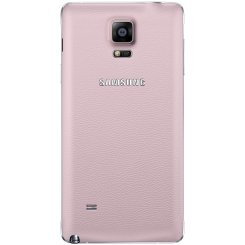 Фото Смартфон Samsung Galaxy Note 4 N910H Pink