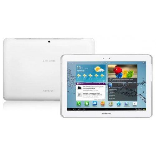 Фото Планшет Samsung P5100 Galaxy Tab 2 10.1 3G 16GB White