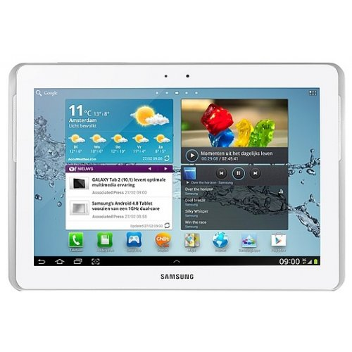 Фото Планшет Samsung P5110 Galaxy Tab 2 10.1 16GB White