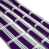Фото Набор кастомных кабелей питания EVOLVE Custom PSU Cable Kit 0.3m (EV-PSUMF-03PuW) Purple/White
