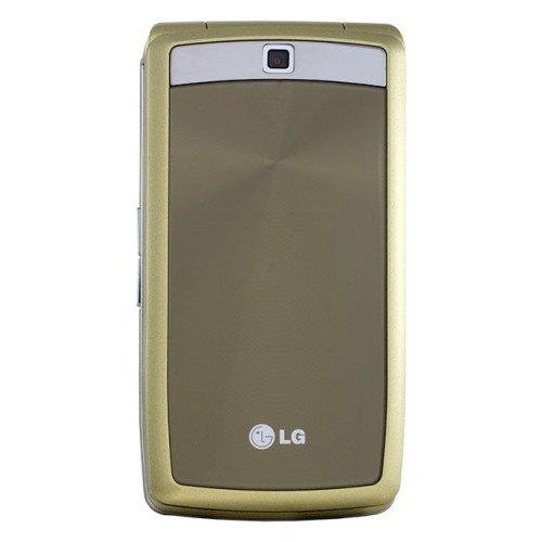 Фото Мобильный телефон LG KF300 Gold