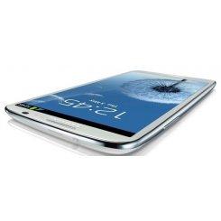 Фото Смартфон Samsung Galaxy S III I9300 Marble White