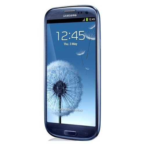Фото Смартфон Samsung Galaxy S III I9300 Pebble Blue