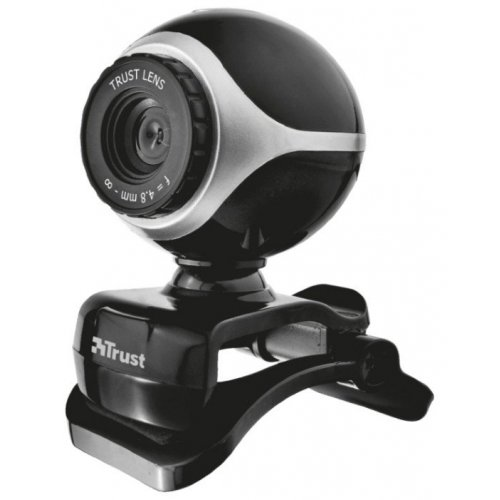 Фото Веб-камера Trust Exis Webcam (17003)