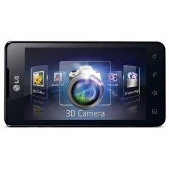 Фото Смартфон LG Optimus 3D Max P725 Black