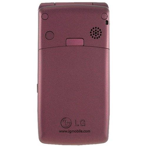 Фото Мобильный телефон LG KF300 Wine Red