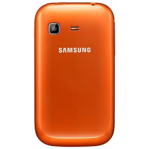 Фото Смартфон Samsung Galaxy Pocket S5300 Orange