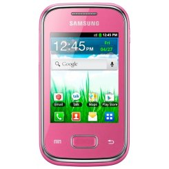 Фото Смартфон Samsung Galaxy Pocket S5300 Pink