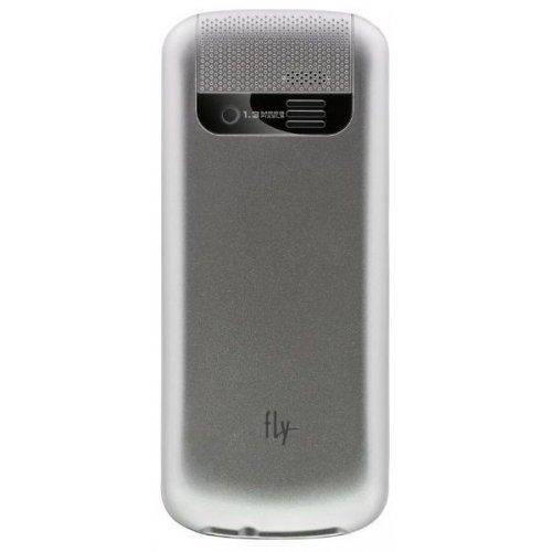 Фото Мобильный телефон Fly DS123 Duos Grey with Black