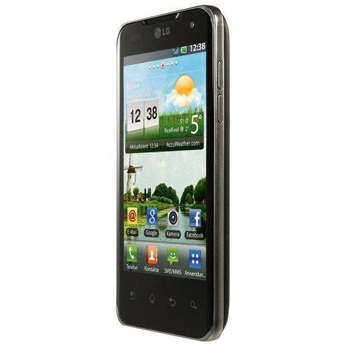 Фото Смартфон LG Optimus 2X P990 Dark Brown