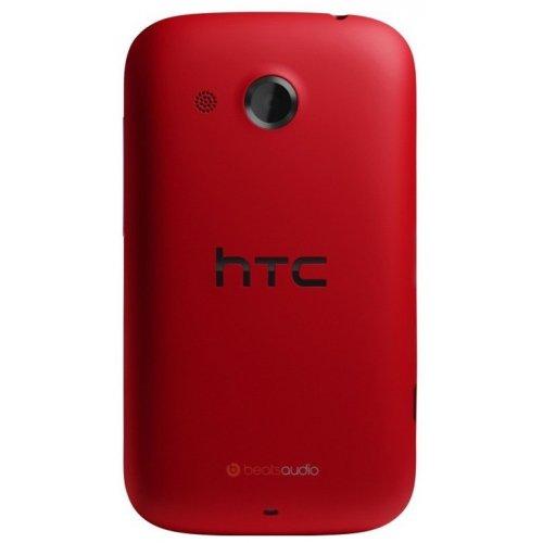 Фото Смартфон HTC Desire C A320e Red