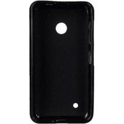 Фото Чехол Melkco Poly Jacket TPU для Nokia Lumia 530 Black