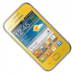 Фото Смартфон Samsung Galaxy Ace Duos S6802 Yellow