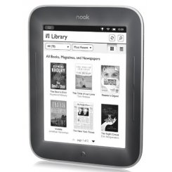Фото Электронная книга Barnes&Noble Nook The Simple Touch Reader with GlowLight