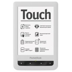 Фото Электронная книга PocketBook 622 Touch White