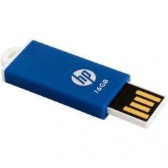 Фото Накопитель HP Micro V195W 16GB Blue