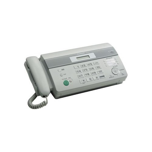Фото Факс Panasonic KX-FT982UA-B Black