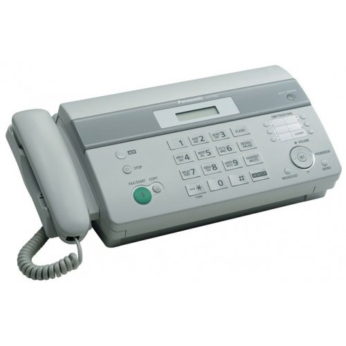 Фото Факс Panasonic KX-FT982UA-W White
