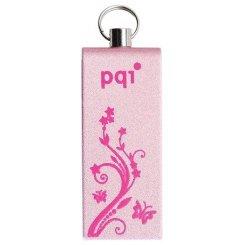 Фото Накопитель PQI I-Stick i812 16GB Pink (6812-016GR2008/6812-016GR2006/68)