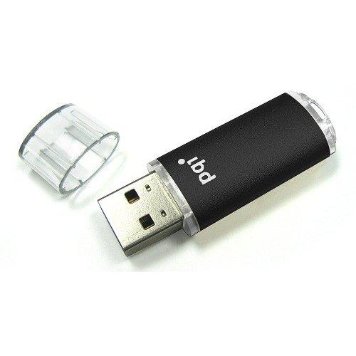 Фото Накопитель PQI Pen Drive U172P 4GB Black