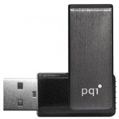 Фото Накопитель PQI Pen Drive U262 16GB Iron Grey-Black