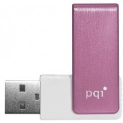 Фото Накопитель PQI Pen Drive U262 16GB Pink-White
