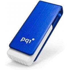 Фото Накопитель PQI Pen Drive U262 4GB Blue-White