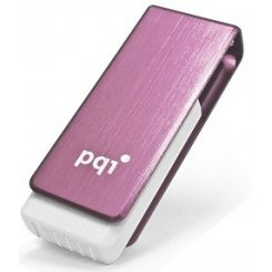 Фото Накопитель PQI Pen Drive U262 4GB Pink-White