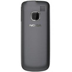 Фото Мобильный телефон Nokia C1-01 Dark Grey
