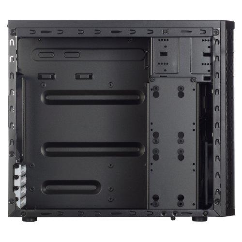 Фото Корпус Fractal Design Core 1100 без БП (FD-CA-CORE-1100-BL) Black
