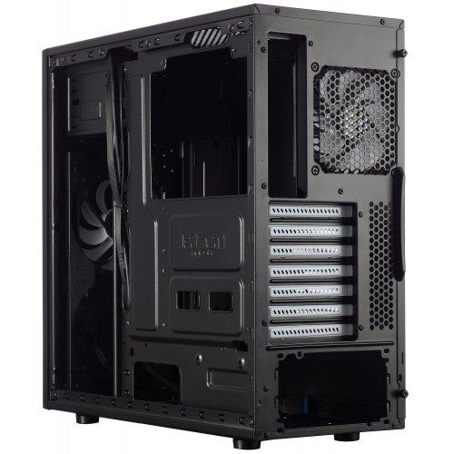 Фото Корпус Fractal Design Core 2300 без БП (FD-CA-CORE-2300-BL) Black
