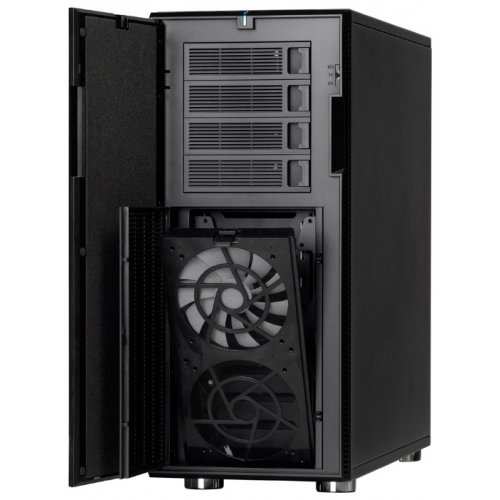 Фото Корпус Fractal Design Define XL R2 Titanium без БП (FD-CA-DEF-XL-R2-TI) Black