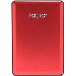 Фото Внешний HDD Hitachi Touro S Mobile 500GB 0S03783 Red
