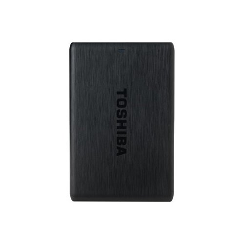 Фото Внешний HDD Toshiba Stor.E Plus 750GB HDTP107EK3AA Black