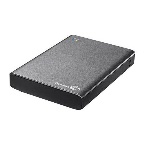 Фото Внешний HDD Seagate Wireless Plus 2TB STCV2000200 Grey