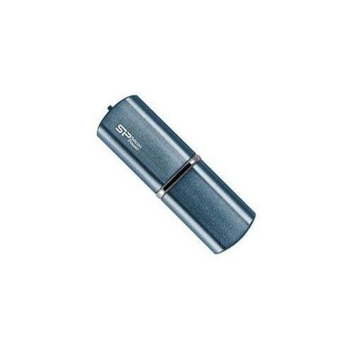 Фото Накопитель Silicon Power LuxMini 720 4GB Deep Blue (SP004GBUF2720V1D)