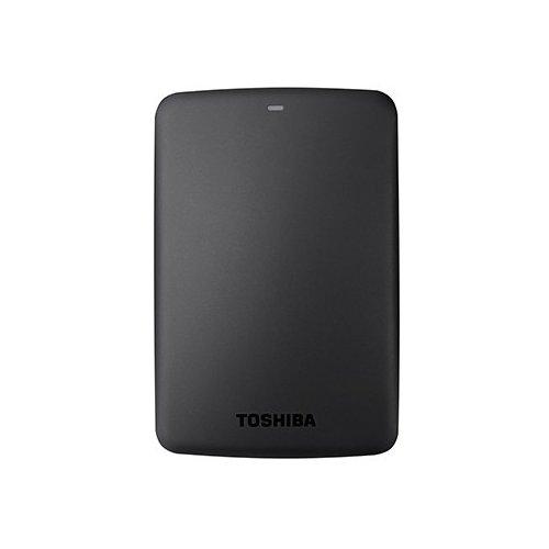 Фото Внешний HDD Toshiba Canvio Basics 2TB HDTB320EK3CA Black