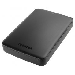 Фото Внешний HDD Toshiba Canvio Basics 500GB HDTB305EK3AA Black