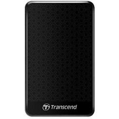 Фото Внешний HDD Transcend StoreJet 25A3 2TB (TS2TSJ25A3K) Black