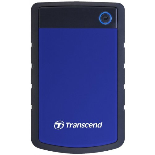 Фото Внешний HDD Transcend StoreJet 25H3B 1TB (TS1TSJ25H3B) Blue